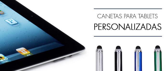 Canetas para Tablets Personalizadas